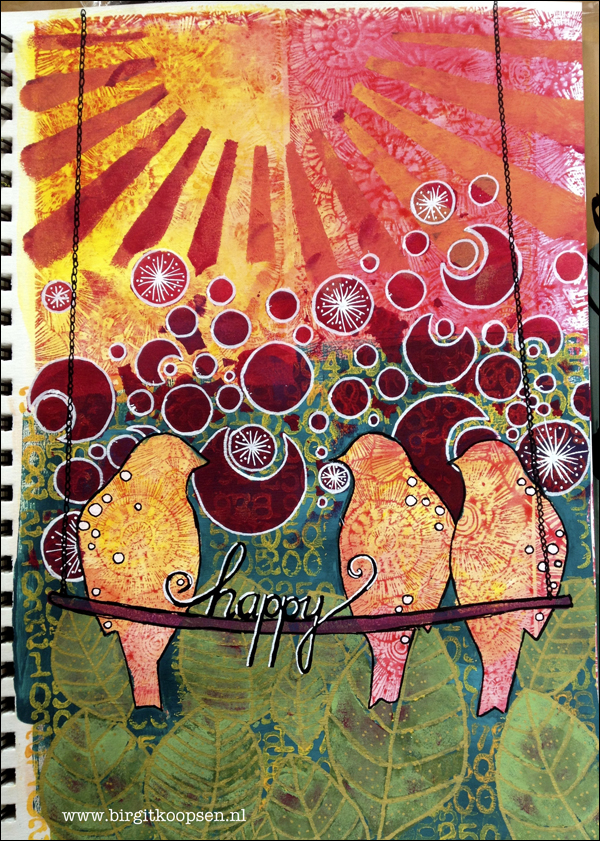 Happy art journal-Carabelle-BirgitKoopsen-5