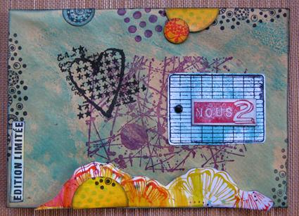 Azoline 2014-DT Carabelle Carte 64