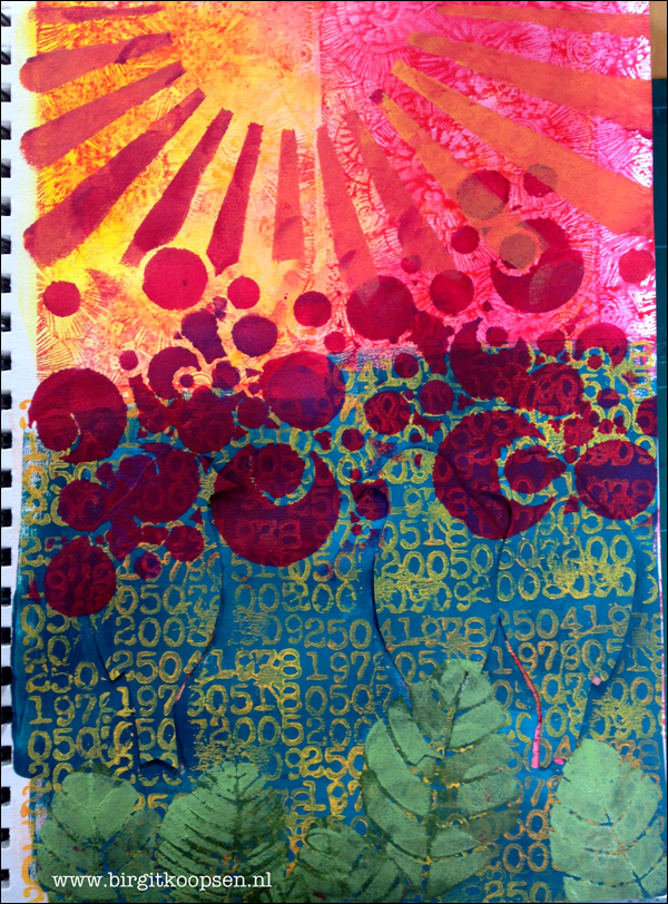 Happy art journal-Carabelle-BirgitKoopsen-4