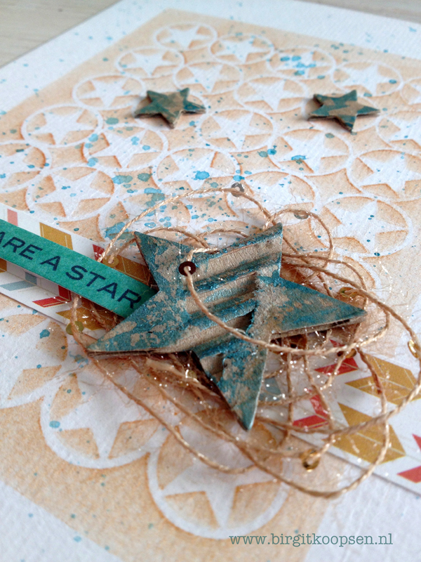 You are a star - birgit koopsen for Carabelle Studio - detail1