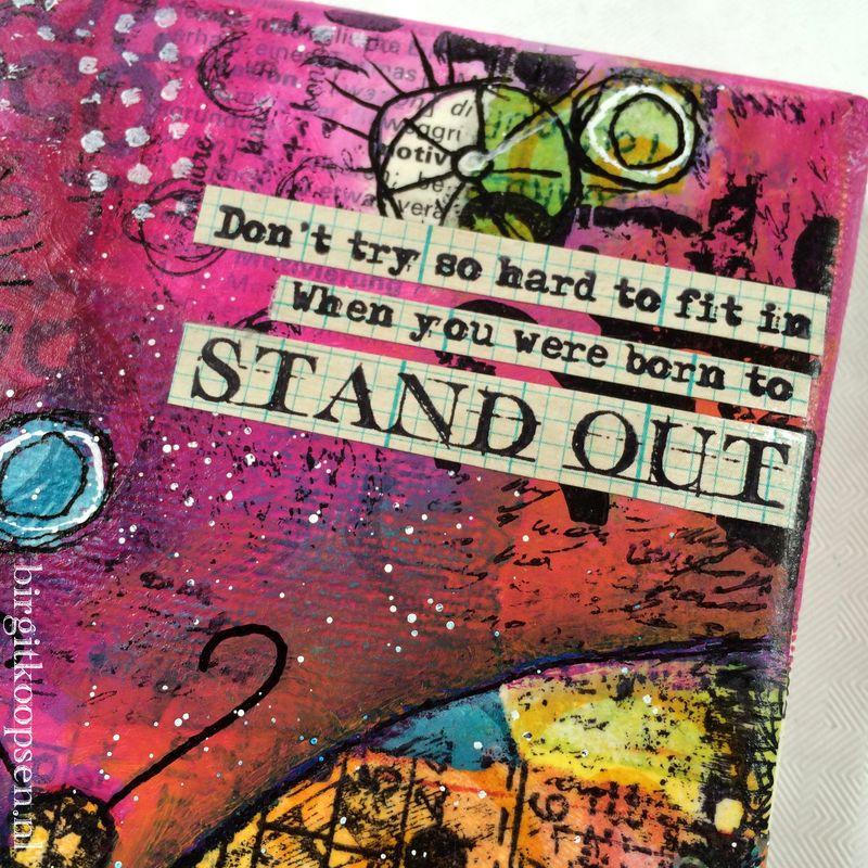 Stand out collage canvas detail1 - birgit koopsen