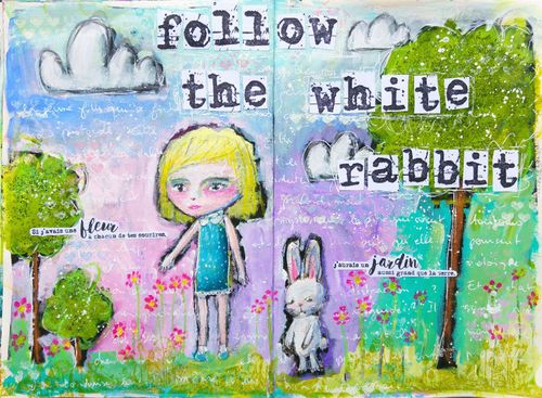 Follow the white rabbit - Zorrotte