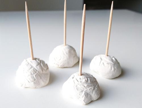 Supports argile blanche - Zorrotte